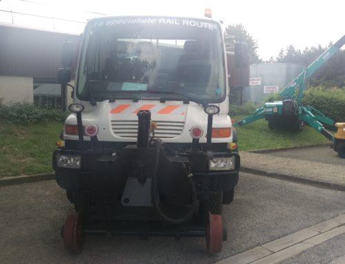 Pneu pour véhicule de construction