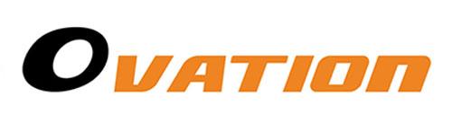 logo Ovation notre gamme de pneu