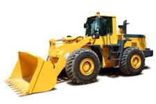 Image de bull de construction